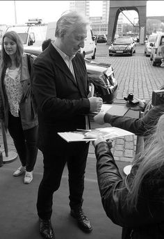 Alan Rickman | March 2015
