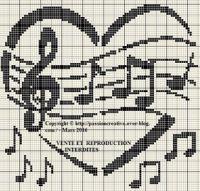 "Gallery.ru / Olgakam - The album ""Music (scheme)"""