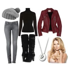 """""""Emma Swan"""" by i-love-the-way-you-lie on Polyvore"""