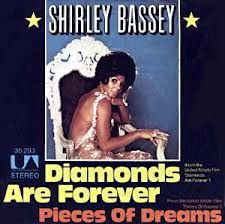 Diamonds Are Forever by Shirley Bassey