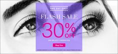 Today Only AVON Flash Sale 30% Off Select Products. Shop #AVONSALES at http://youravon.com/mbertsch