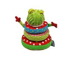 Měkoučké hračky pro nejmenší Les Déglingos se slevou až 59%