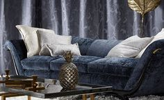 Mark Alexander by Romo - Muscovy Fabrics: An array of casually opulent fabrics of striking originality. Special artisanal weaving and dyeing processes enhance classical designs to produce a diverse collection of vintage damask, luxurious drapes and glamorously vintage velvet.