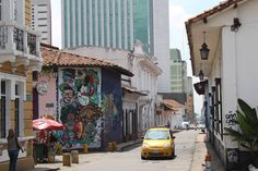 A Visual Journey of Colombia with Emma McGill - Dunctopia Us Travel, Places To Travel, Visit Colombia, Street Art, Street View, Visit India, San Andreas, Old Town, Just Go