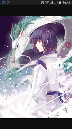 My first anime ....lov it