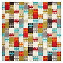 Weaving pattern - sort of confuses the eye