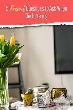 Cleaning Tips And Tricks For Decluttering - Questions To Ask When Decluttering - Declutter Your Home Fast Minimalist Living Tips, Bad Memories, Big Kitchen, Declutter Your Home, Small Places, Lose My Mind, Questions To Ask, Decluttering, Serving Dishes