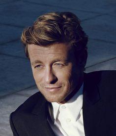 Simon Baker para Givenchy: guapo, guapo, guapo...