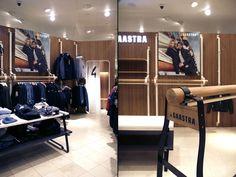 Gaastra Shop at Bijenkorf by Werkstatt65, Rotterdam   The Netherlands fashion