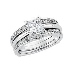 Wedding Band Wraps For Solitaires Ring Wrap Guard Pictures Princess
