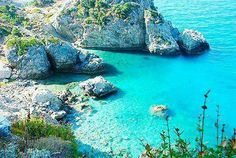Turquoise Sea, Samos, Greece