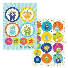 Adesivos Decorativos para Festas e Aniversários | Parangolé