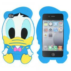 BYG Blue Lovely Donald Duck 3D Cartoon Silicone Case for iPhone 4/4S + Gift 1pcs Phone Radiation Protection Sticker Donald Duck,http://www.amazon.com/dp/B00D95K7BU/ref=cm_sw_r_pi_dp_mM8Ksb0TFNWM80GQ