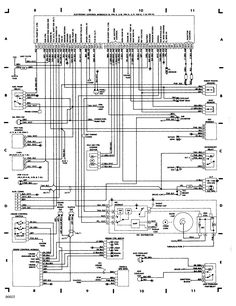 gmc truck wiring diagrams on gm wiring harness diagram 88 98 kc rh pinterest com