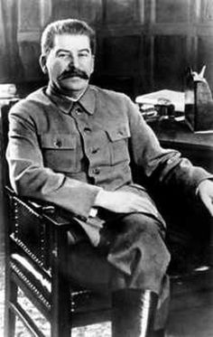 Stalin, leader of communist Russia,  promised utopia,to his people. But when it came to choosing,he chose Murder.  Stalin caused 20 million deaths of his own people. Gee, I guess Obama didn't study history much, or did he?