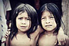 The Embera Tribe in Panama. #PanamaCanal