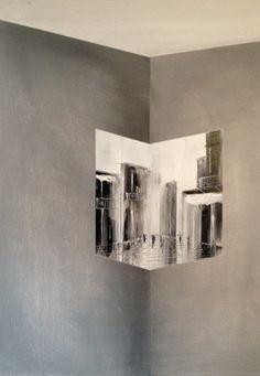 "Saatchi Online Artist Eka Peradze; Painting, ""Eka Peradze. 3D-Painting. Recently Sold"" #art"