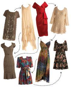modcloth dresses | Modcloth Dresses through the Decades | Fashion