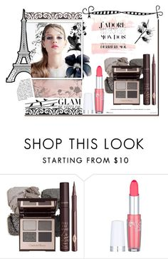 """""""Spring in Paris'"""" by dianefantasy ❤ liked on Polyvore featuring beauty, Maybelline, Spring, Beauty, inspiration and polyvoreeditorial"""