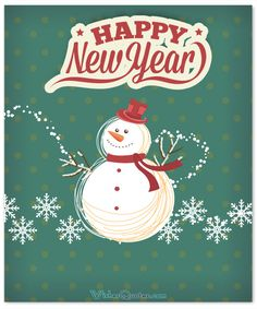 Happy New Year! #wishes #greeting #cards