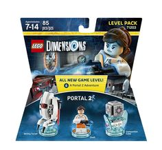 Amazon.com: Ghostbusters Level Pack - LEGO Dimensions: Video Games