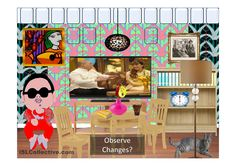 What changed? Memory game worksheet. ESL powerpoint worksheet of the day by foose2. April 11, 2015