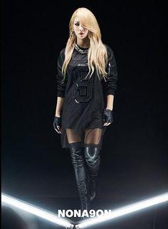 CL x NONA9ON | YG x SAMSUNG