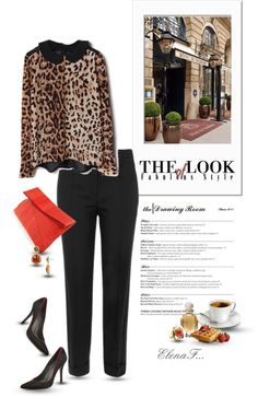 """""""......."""" by elenaf ❤ liked on Polyvore"""