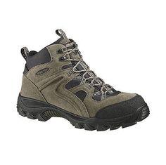 17b96246793b2 Wolverine Men s Brighton Mid Cut Slip Resistant Hiker Steel Toe