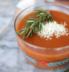 ::Fake It Until You Make It Tomato Soup. meal planning is easy, just follow the bombshell body 7 day meal plan::
