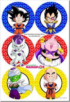 Dragon Ball Gt, Dragon Bollz, Manga Dragon, Goku Birthday, Dragon Birthday, Dbz, Dragonball Z Cake, Ball Birthday Parties, Illustrations