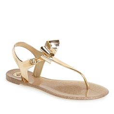 BCBG Delight Women's Thong Sandal