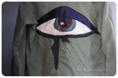 Filth Mart vintage store & custom T-shirt design Via RockNRoam.com Blog.  #vintage #vintageclothes #vintagestore #LA #RockNRoll #band #customdesign #albumcoverart
