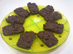 Cruch  de Chocolate Casero