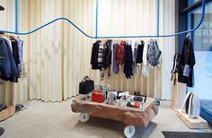 Opening Ceremony Opens Store at Ace Hotel Shoreditch