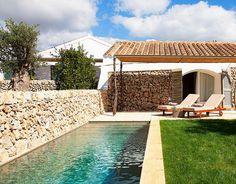 piscinas originales