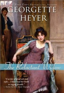 The Reluctant Widow by Georgette Heyer, 5 Stars