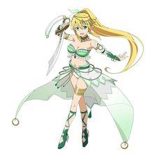 【焔旋の舞姫】リーファ(★8/火/片手剣) -SAO コード・レジスタ攻略Wiki【ソードアート・オンライン】 - Gamerch