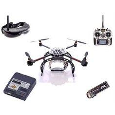 Eye Droid 4 Rotor QuadCopter UAV Camera Platform