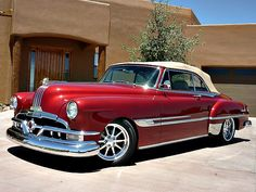 Pontiac 1952. #RePin by AT Social Media Marketing - Pinterest Marketing Specialists ATSocialMedia.co.uk