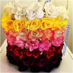 Rose Flower Crown for Festivals, EDC, EDM Raves or Concerts on Etsy, $12.00