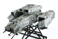 Gavin Rothery - Directing - Concept - VFX - Gavin Rothery Blog - Getting There: The Nostromo
