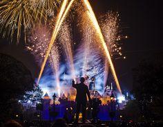 "FIREWORKS!!  Especially ""Disney"" Fireworks!!!  : )"