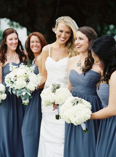 Most bridesmaids will look good in this colour! www.thehiltonbushlodge.co.za/