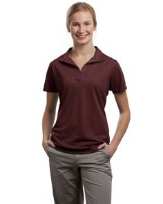 Women's Sport Shirt - Buy wholesale new sport-tek ladies micropique sport-wick sport shirt at Gotapparel.com.