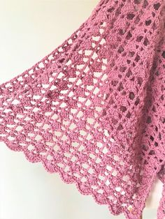 Brinley Shawl Crochet pattern by Freya Esme CollectionSo you're intrigued on the crochet shawl, you desperately want one of the, for yourself, don't you? Crochet Shawls And Wraps, Crochet Poncho, Crochet Afghans, Crochet Scarves, Shawl Patterns, Crochet Stitches Patterns, Crochet Abbreviations, Colored Rope, Victorian Lace