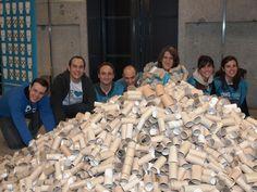 Algunos de los miembros del Grupo de Movilización Social de ONGAWA. Si quieres formar parte de este grupo, tenemos una oferta de voluntariado para ti: http://www.ongawa.org/wp-content/uploads/2013/01/Movilizaci%C3%B3n-Social.pdf