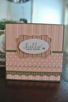 Cycle Celebration Stampin Up
