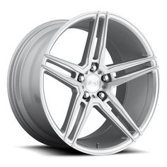 Add to Cart for Price! NICHE 20x10.5 Turin 5x112 Silver Machined 6.8/27 66.5 M170200543+27