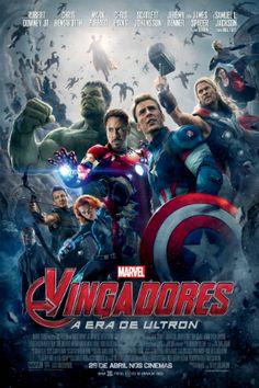 Género: Ação/Aventura Data de estreia: 2015-04-29 Título Original: Avengers: Age of Ultron Realizador: Joss Whedon Actores: Robert Downey Jr., Chris Evans, Mark Ruffalo Distribuidora: NOS Audiovisuais País: EUA Ano: 2015 Duração (minutos): 150 Sinopse: Algo corre mal com o programa de manutenção de paz iniciado por Tony Stark. Os super-heróis mais poderosos do planeta Terra, incluindo o Homem de Ferro, Capitão América, Thor, Incrível Hulk, Viúva Negra e o Gavião Arqueiro são colocados à…